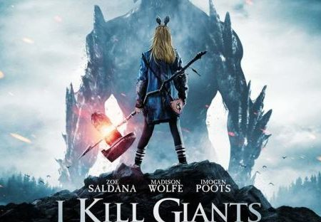 "Film ""I kill Giants"""